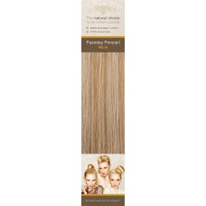 Flip-In Hair Pasoday Ponytail - 10/16 Dark Cinnamon/Warm Blonde