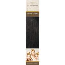 Flip-In Hair Pasoday Ponytail - 1B Brown Black