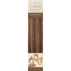 Flip-In Hair Pasoday Ponytail - 4/27 Rich Brown/Butterscotch