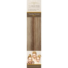 Flip-In Hair Pasoday Ponytail - 6/613 Golden Brown/Light Blonde