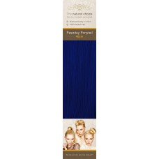 Flip-In Hair Pasoday Ponytail - Royal Blue