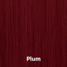 Flip-In Hair Lite Plum