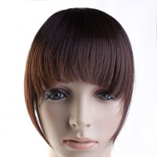Pony hairextension clip in bruin / blond - F12/613#
