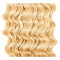 Clip-in Curly Light Ash Blonde #22