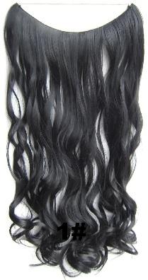Flip in hair